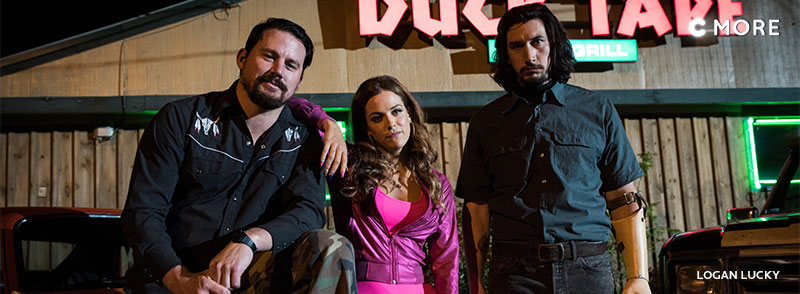 C More - Logan Lucky